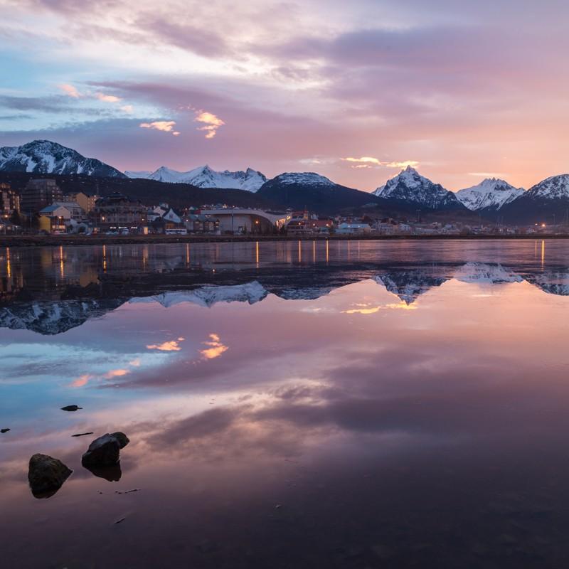 Ushuaia - Overnight onboard