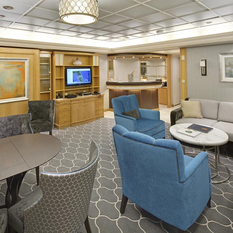 Royal Suite with Balcony - Majesty of the Seas