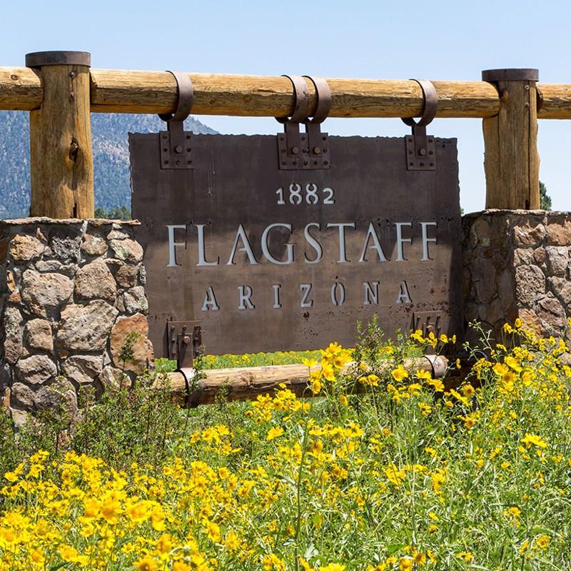 Flagstaff - Seligman - Route 66 - Las Vegas