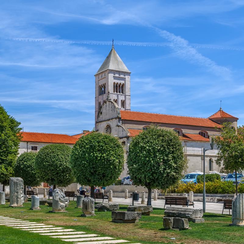 St Mary Church Zadar Croatia
