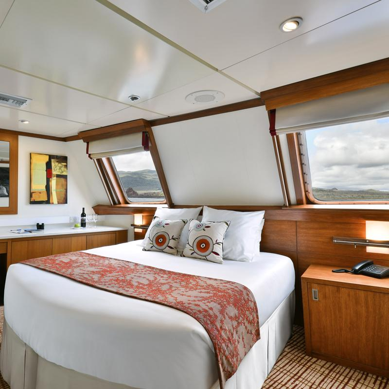 The Elite Ocean View cabin - Celebrity Xperience