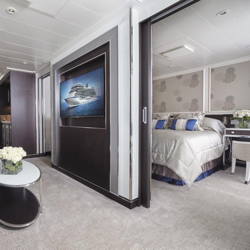 Penthouse Suite Regent Seven Seas Explorer