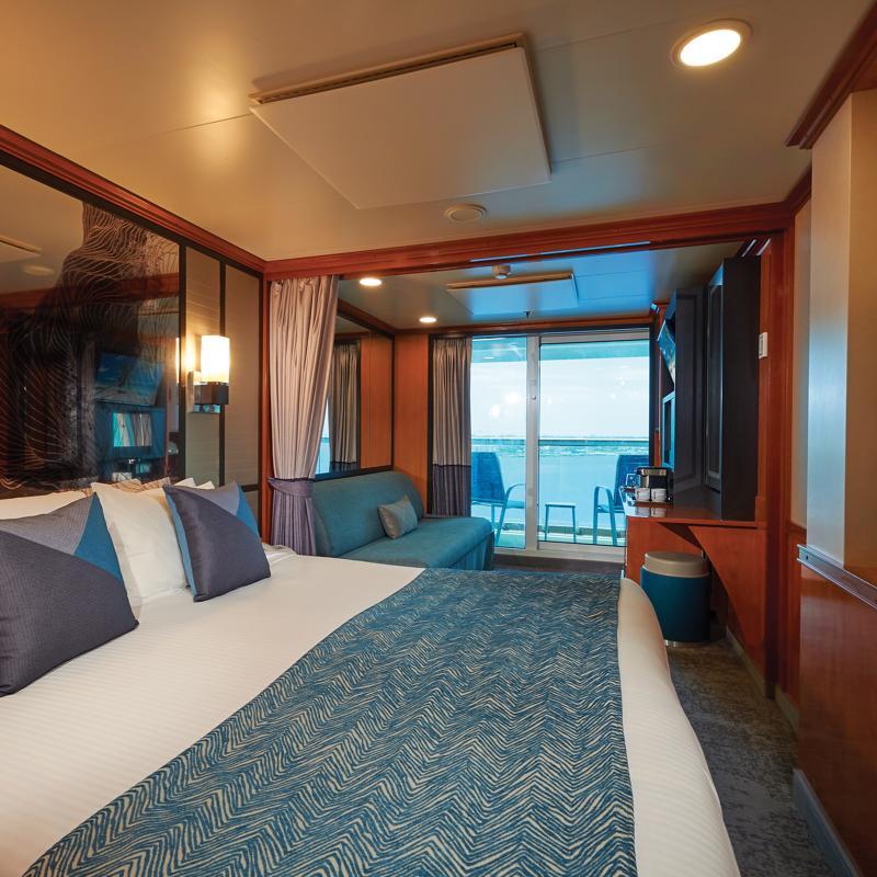 Just Cruise Balcony-Norwegian Star