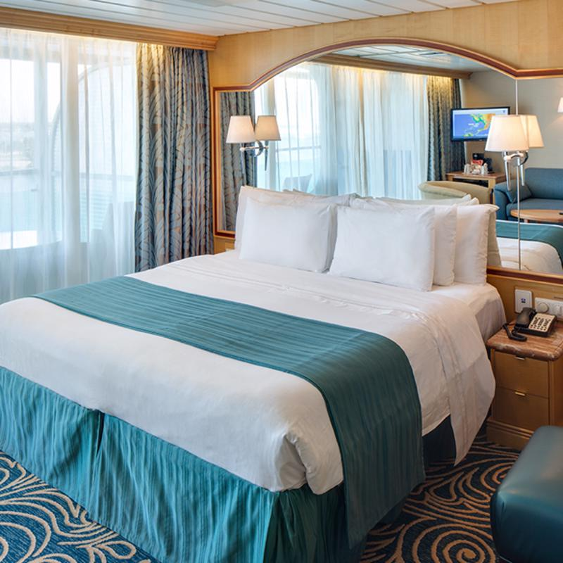 Grand Suite 1 Bedroom - Rhapsody of the Seas