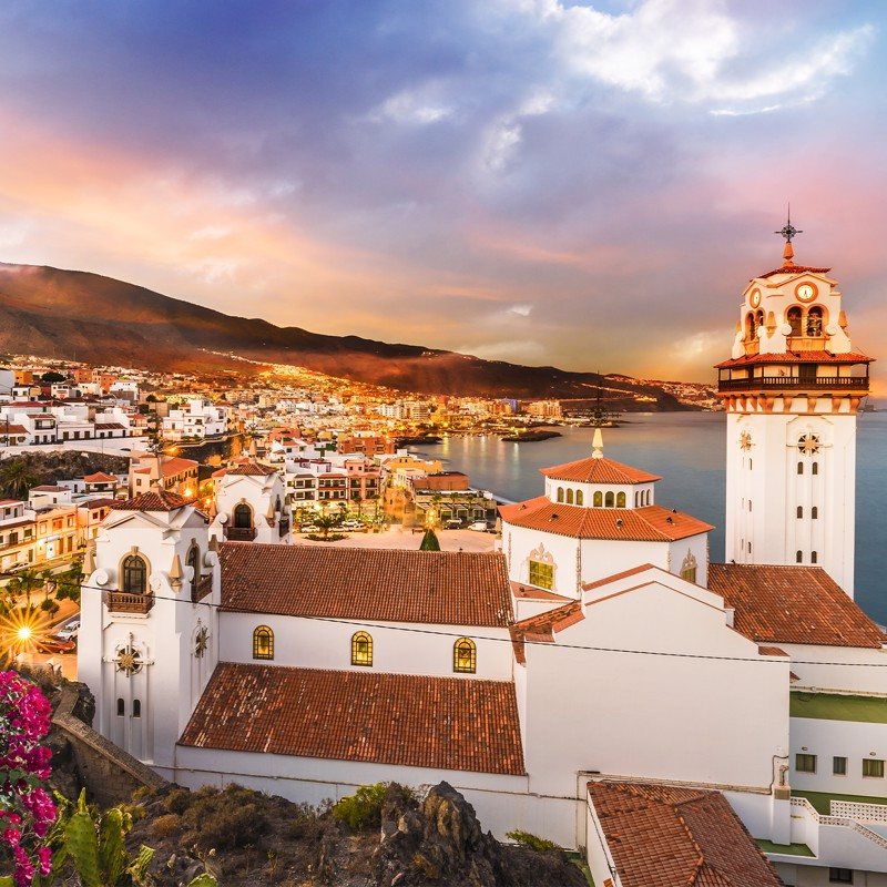 CANARY ISLANDS / AZORES