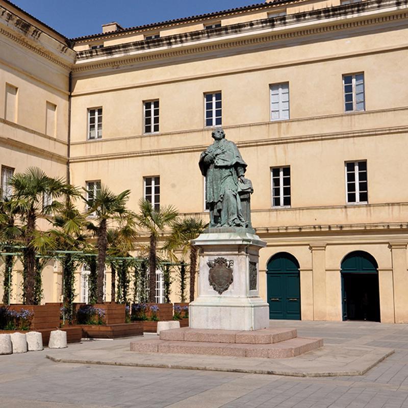 Fesch Museum Ajacio, Corsica France