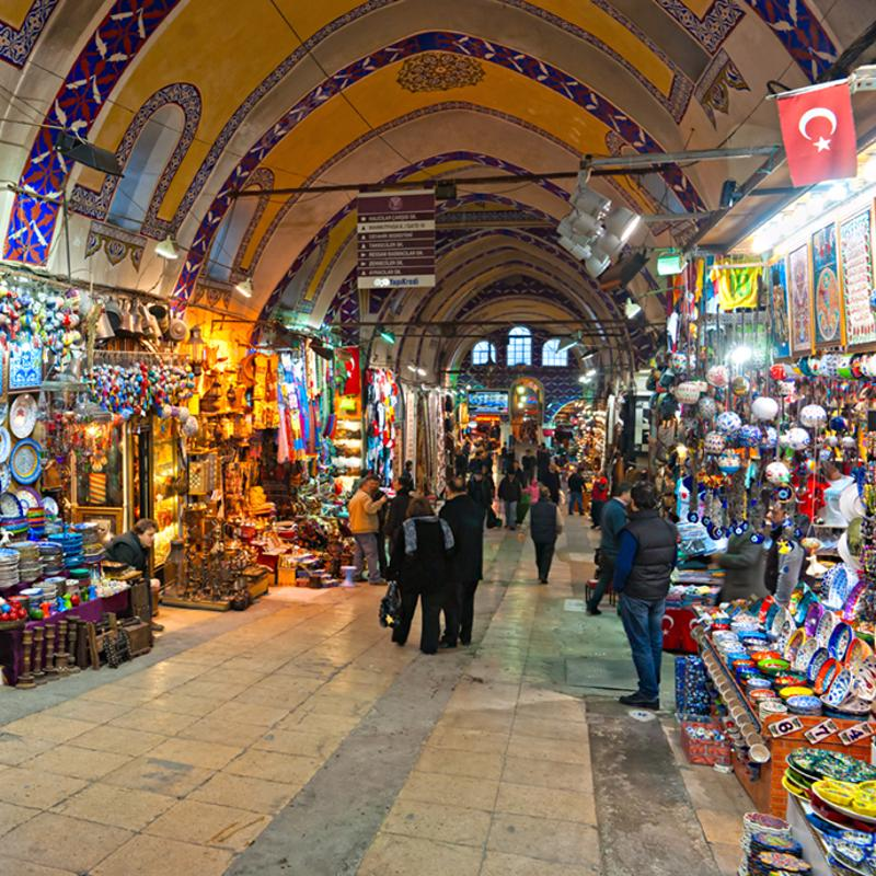 Misir Carsis Istanbul Turkey