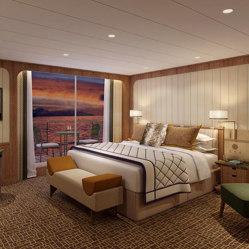 Signature Suite Seabourn Venture