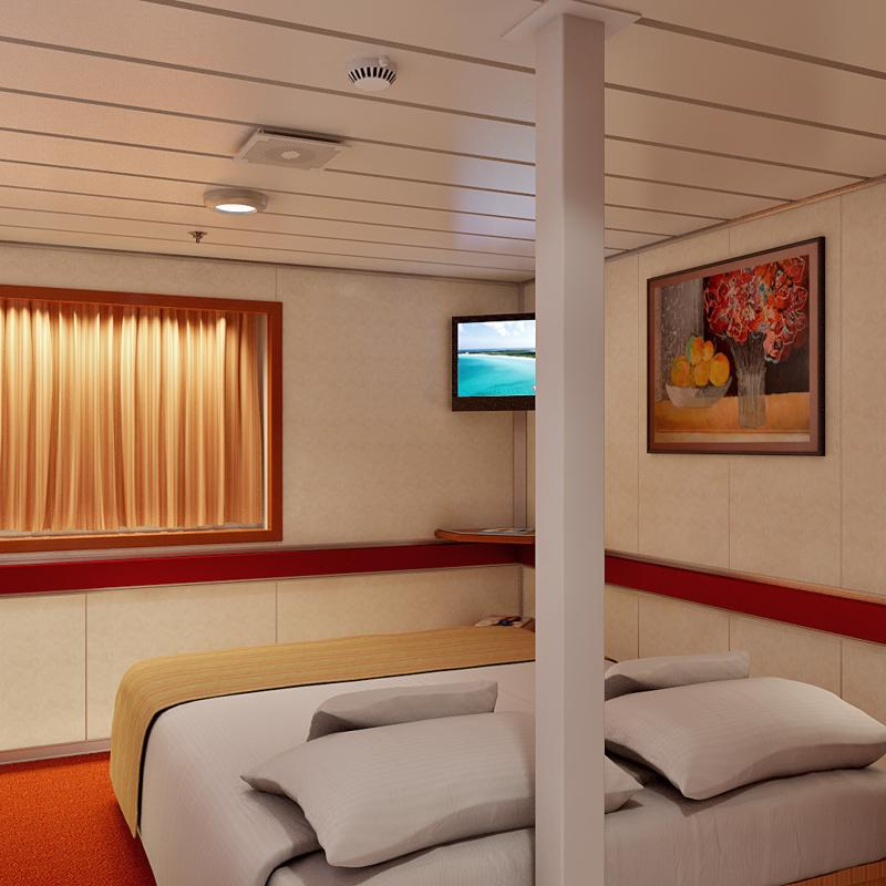 Interior - Carnival Elation