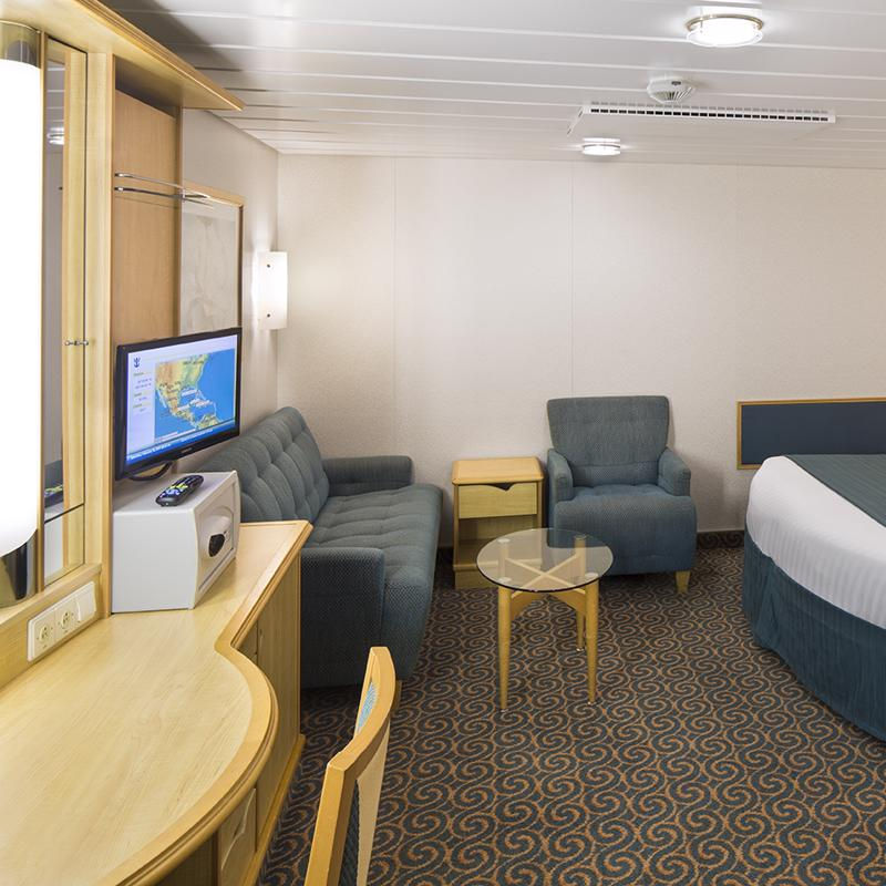 Inside cabin guarantee - Independence of the Seas
