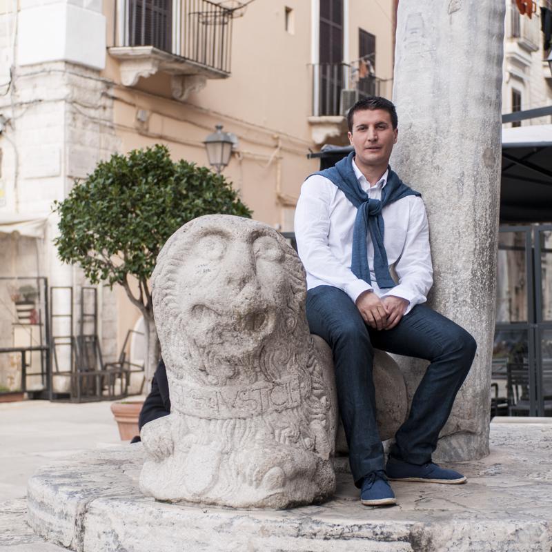 Column of Justice BARI - PUGLIA (ITALY)