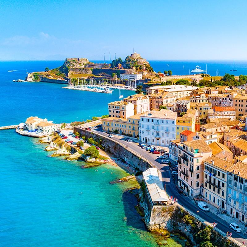 Corfu Town, Corfu