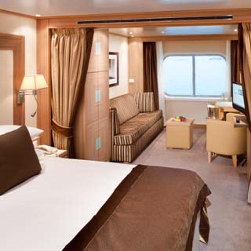 Ocean View Suite - Seabourn Quest