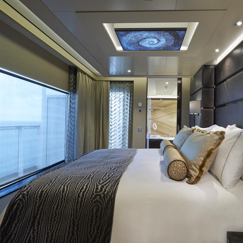 The Haven Deluxe Owner's Penthouse Suite with Large Balcony - Norwegian Joy