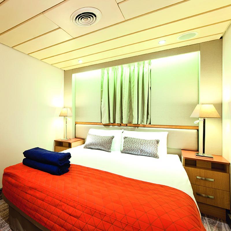 Inside 2 berth on board marella celbration