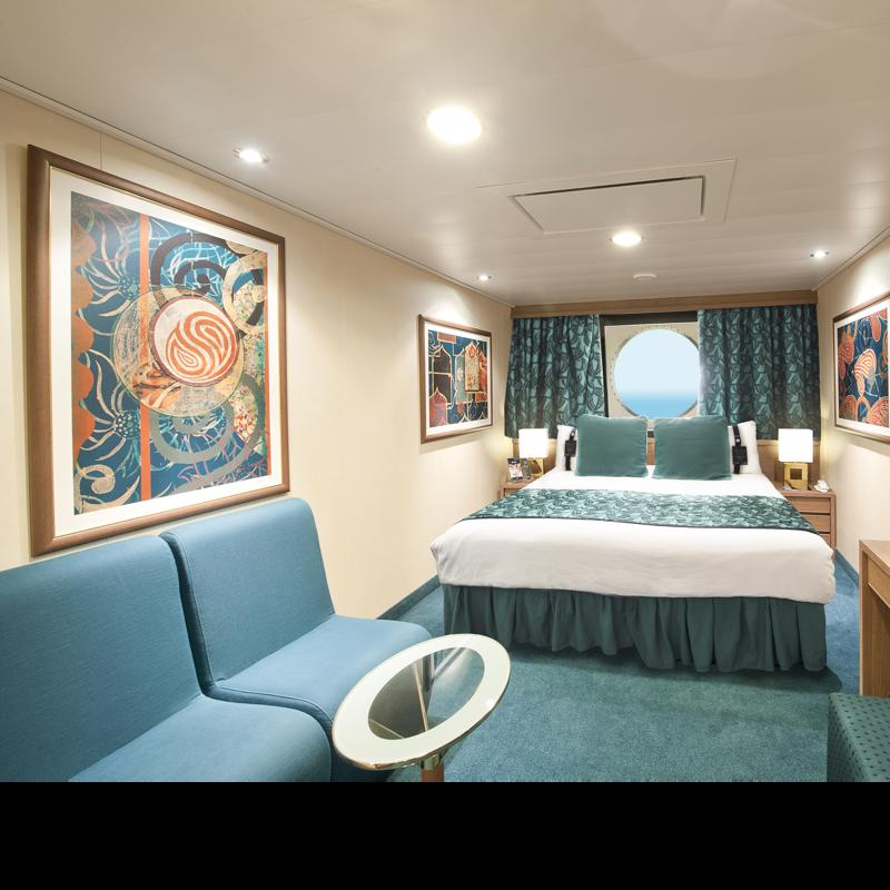 Cabins on MSC Poesia | IgluCruise
