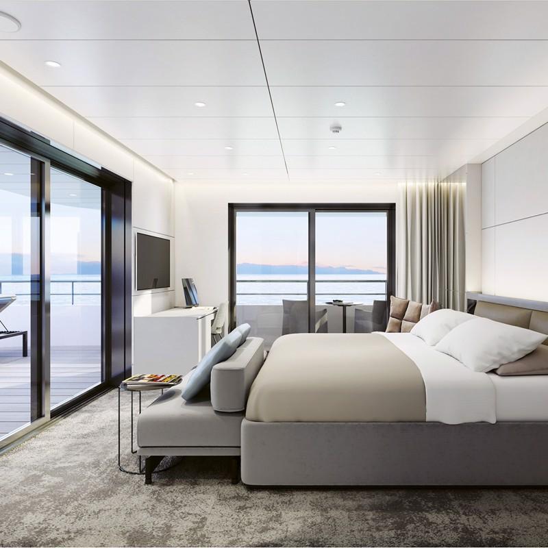 Terrace Suite-Emerald Azzurra