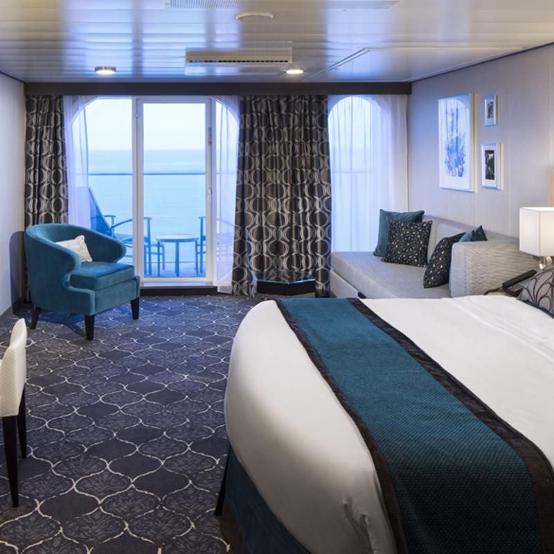 Ultra Spacious Ocean View - Balcony Allure of the Seas
