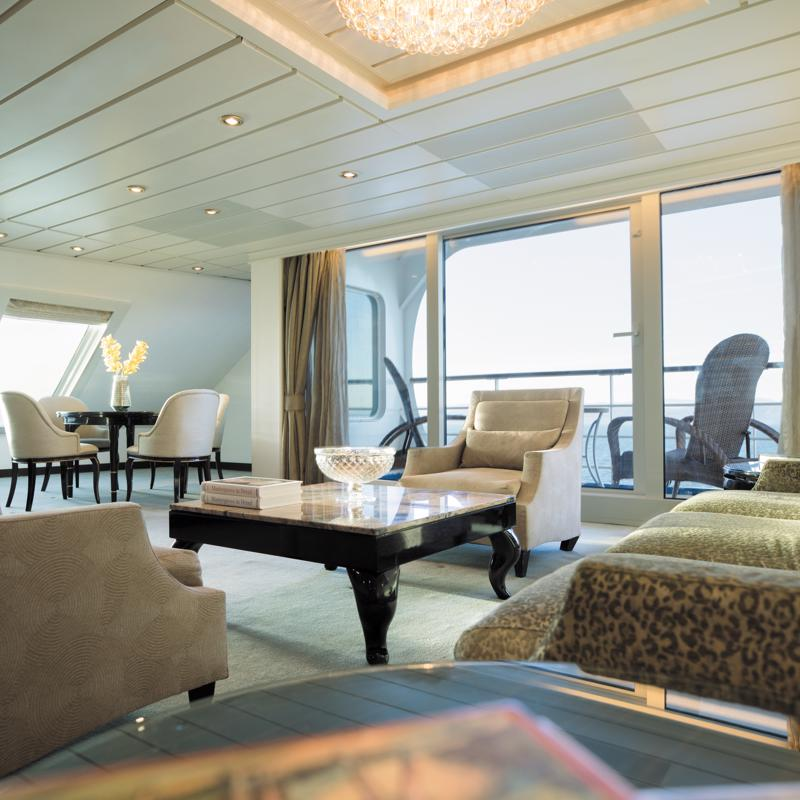 Grand Suite Regent Seven Seas Mariner