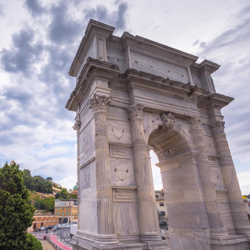 Trajan Arch ANCONA - MARCHE (ITALY)
