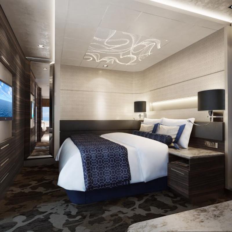 The Haven 2-Bedroom Family Villa with Balcony - Norwegian Encore
