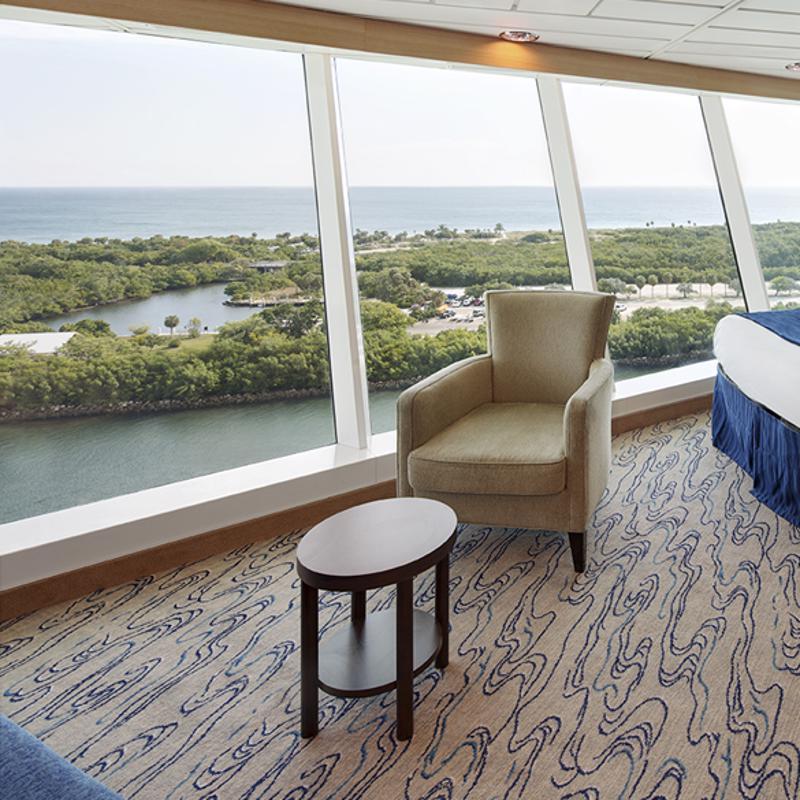 Ultra Spacious Ocean View - Liberty of the Seas