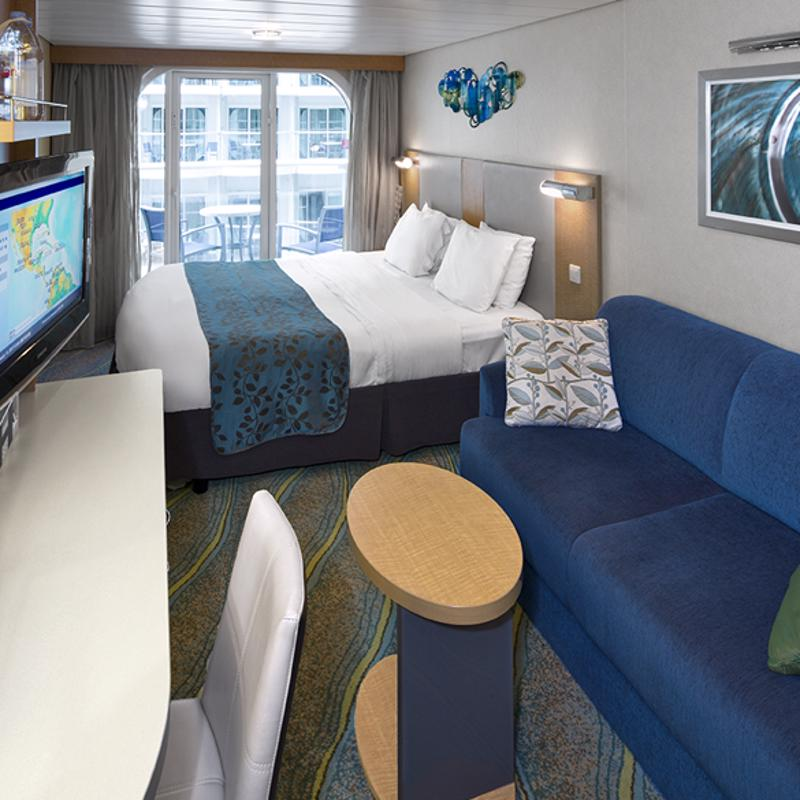 Boardwalk View Interior - Harmony of the Seas