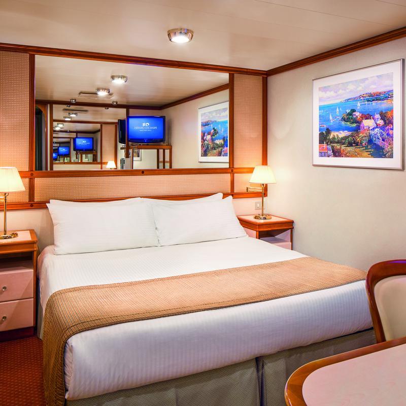 Interior Double cabin - Caribbean Princess