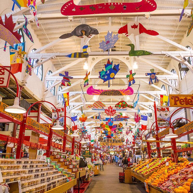 St John Market St John canada