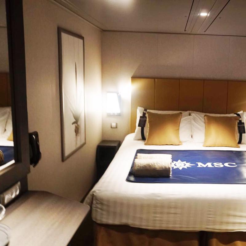 Yacht Club Interne-MSC Bellissima