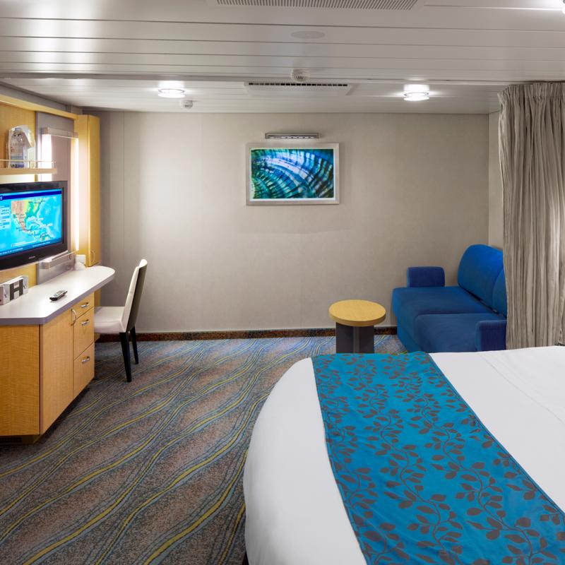 Spacious Interior - Allure of the Seas