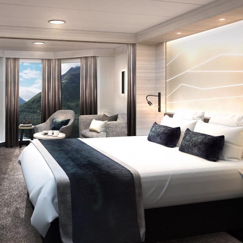 Expedition Grand Suite-MS Otto Sverdrup