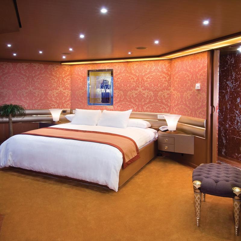 Pinnacle Suites - MS Noordam