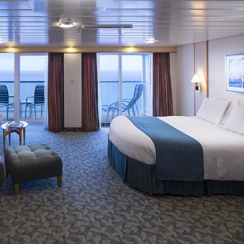 Suite Guarantee - Independence of the Seas