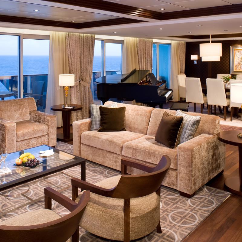 Penthouse Suite - Celebrity Equinox