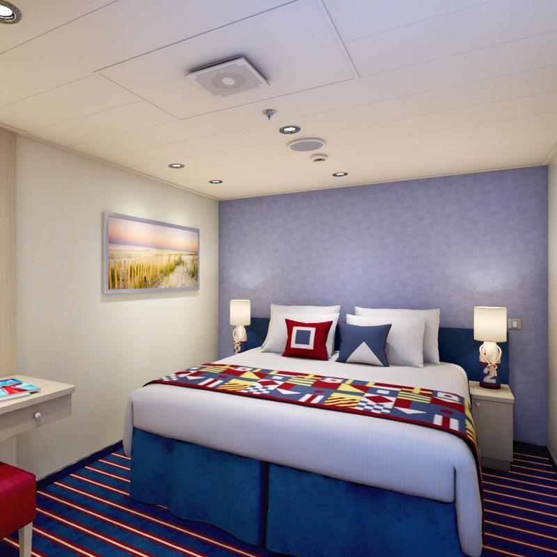 Interior Upper/Lower - Carnival Vista
