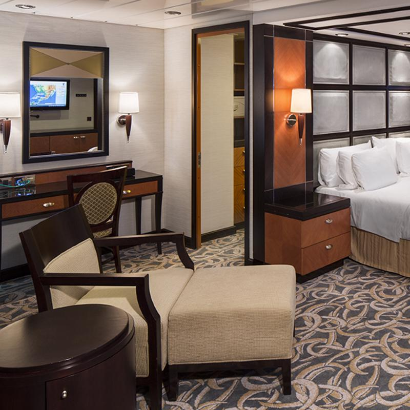 Royal Suite with Balcony - Liberty of the Seas