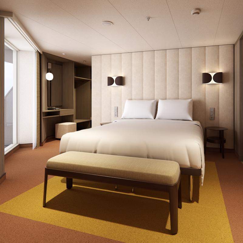 Grand Suite with balcony - Costa Smeralda