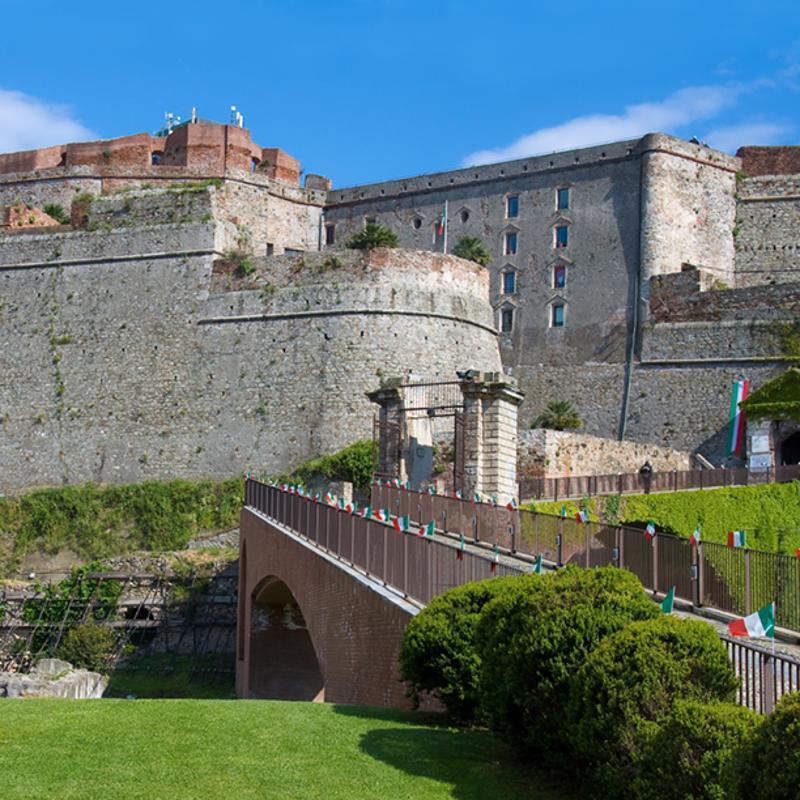 Primar Fortress Savona Italy