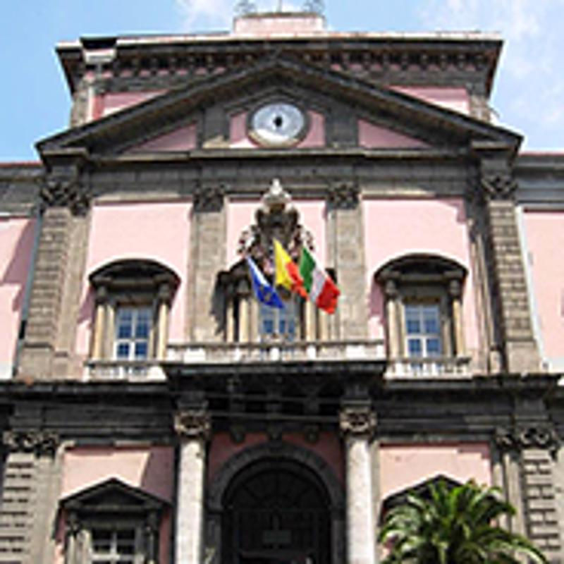 Museo Nationale Naples Italy