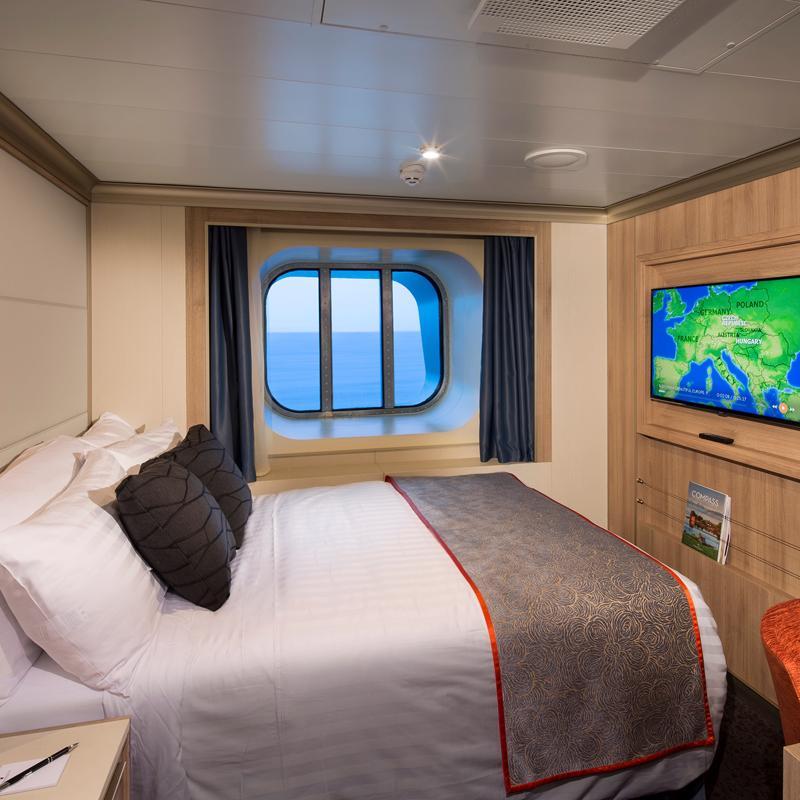 Single Ocean View - MS Koningsdam