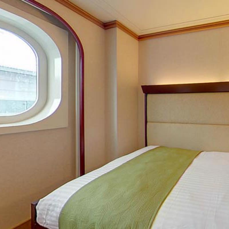 Single Outside cabin - P&O Azura