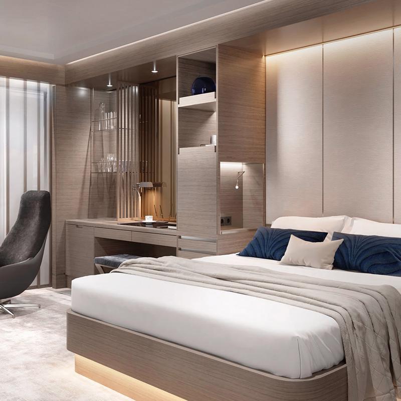 The Terrace - Ritz-Carlton Yacht I