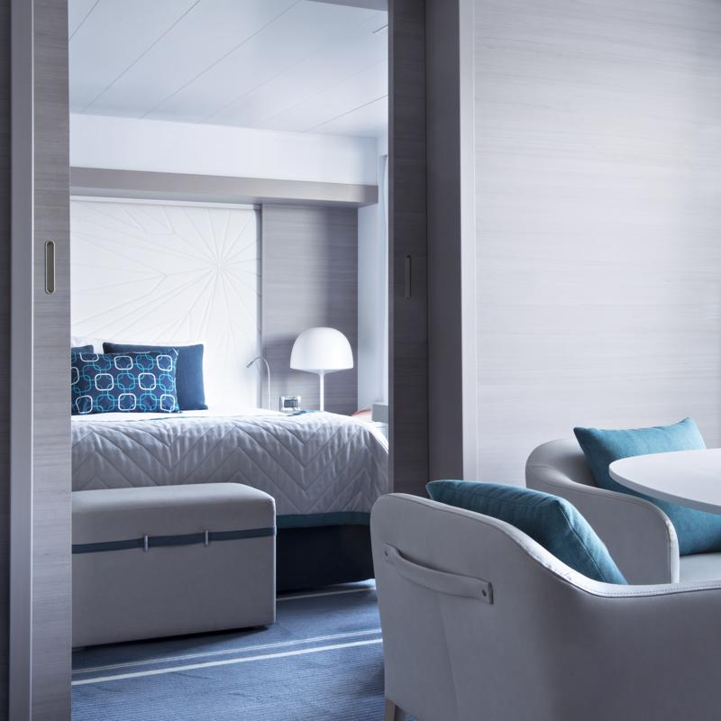 Prestige Suite with Balcony - Le Lyrial