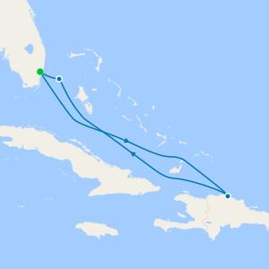 Caribe desde Miami