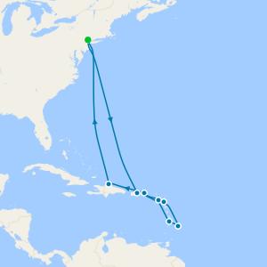 Caribe desde Nueva York
