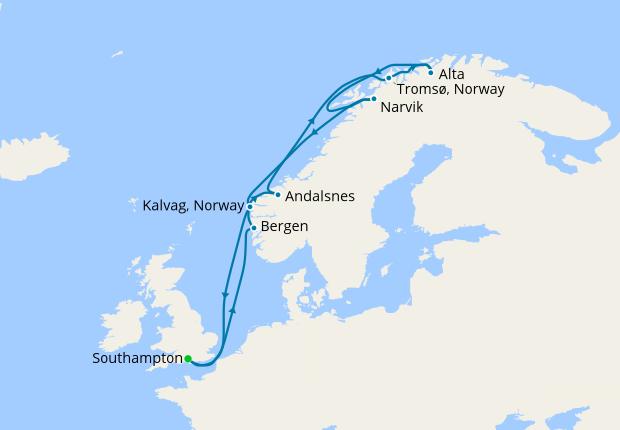 At Sea - 2 days