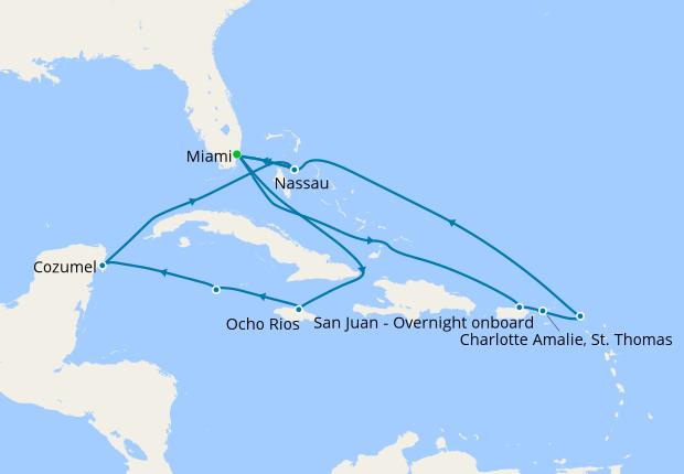 Ultimate Caribbean Adventure from Miami, 22 June 2019 | 15