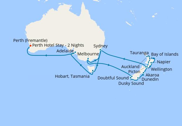 Australia New Zealand Exploration 27 January 2019 35 Nt