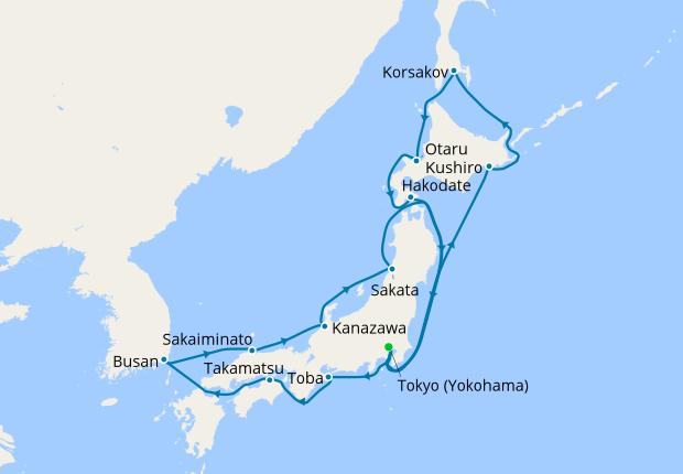 Hokkaido Sea Of Japan With Mt Fuji 20 August 2019 21 Nt